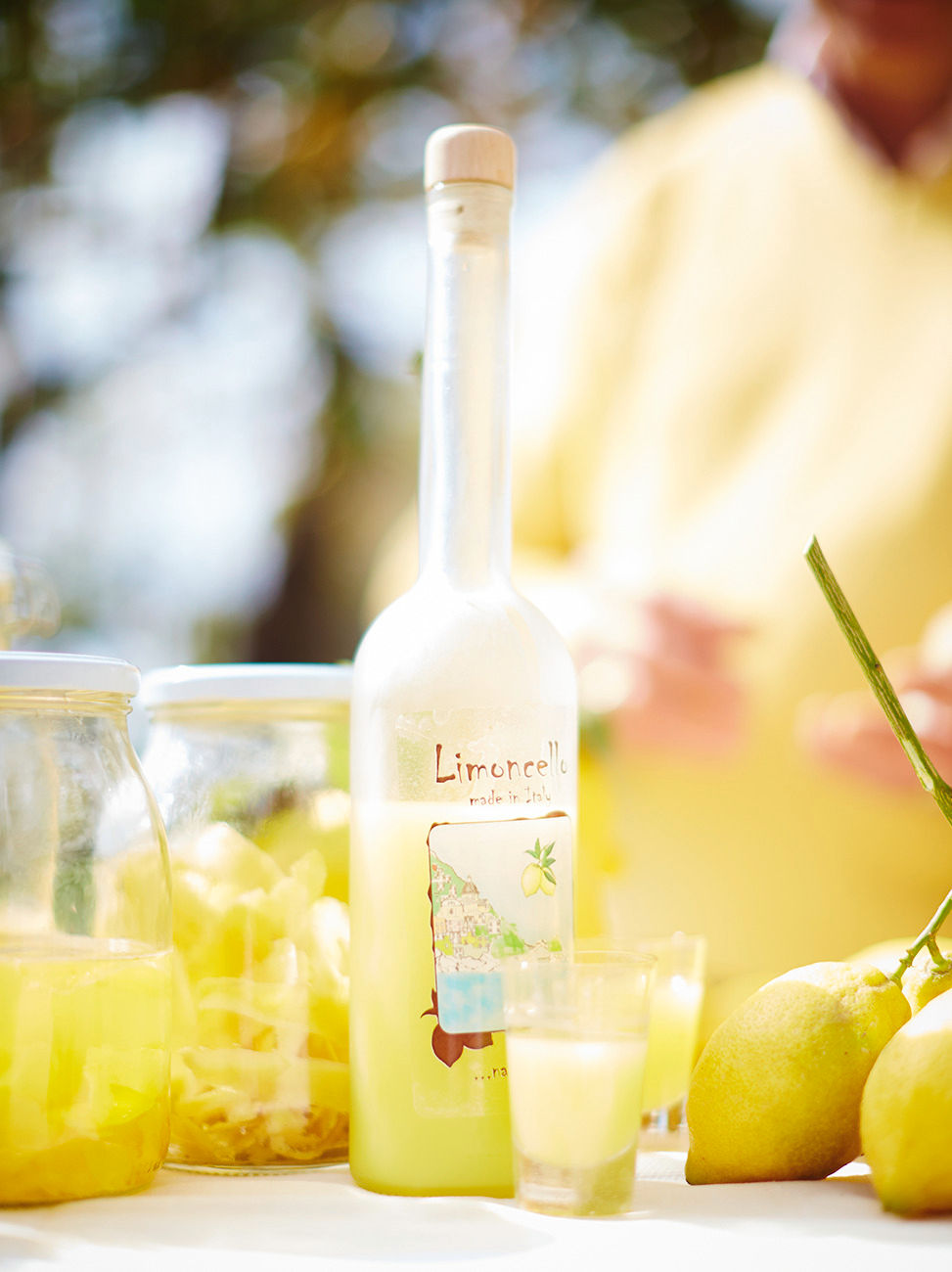 Limoncello Recipe Jamie Oliver Edible Gifts Recipes