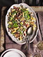 Winter pasta salad