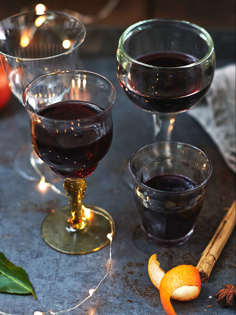 Jamie's mulled wine