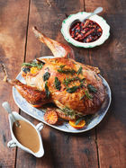 Jamie's easy turkey