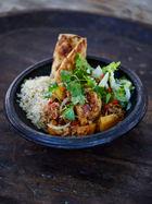 Gurkha chicken curry