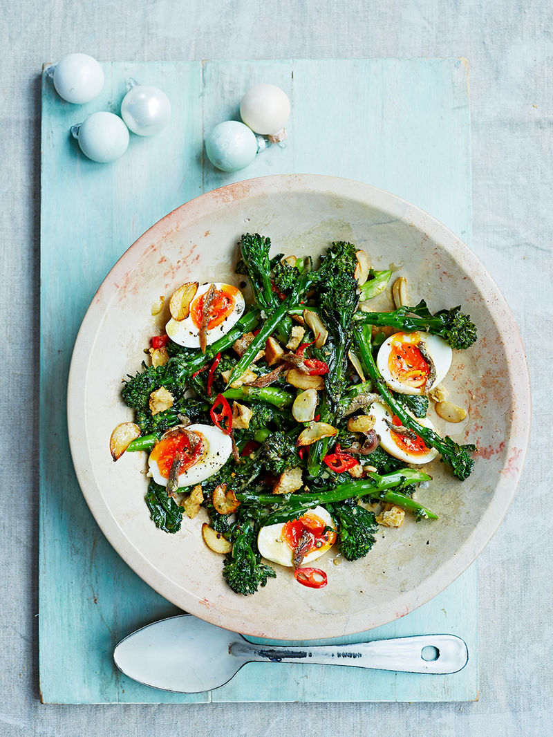 Anchovy Salad Jamie Oliver Salad Recipes