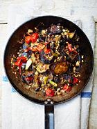 Aubergine al forno