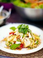 Chicken & green mango Thai salad