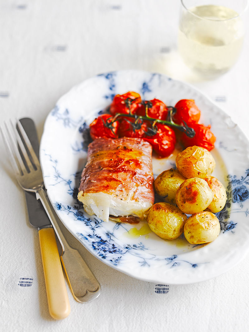 Baked Pollock Fish Recipes Jamie Oliver