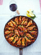 Chicken 'paella'