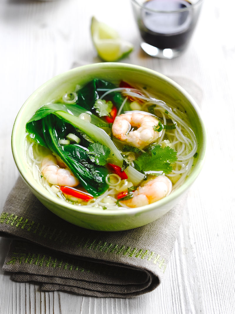 Noodle Soup Seafood Recipes Jamie Oliver