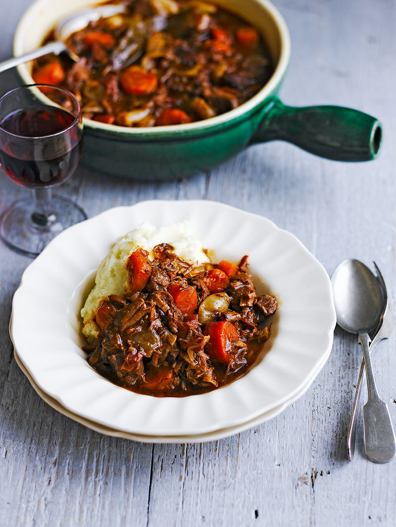 Easy Beef Stew Recipe Jamie Oliver Stew Recipes