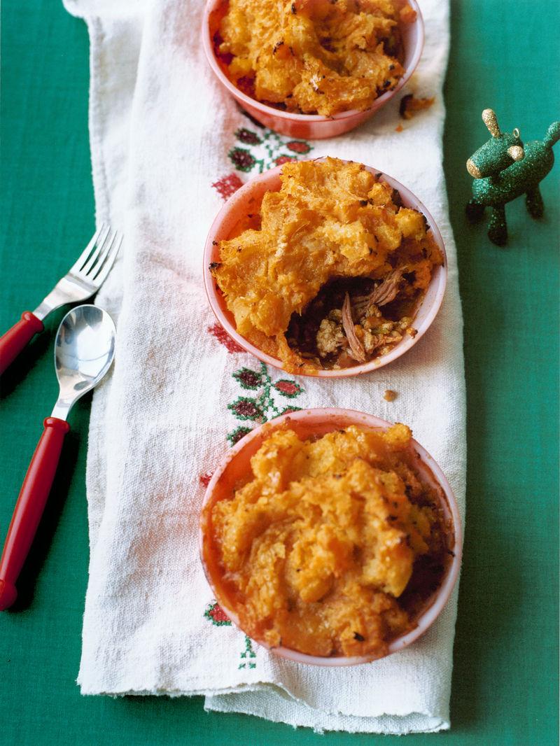 Gobble-oink pie