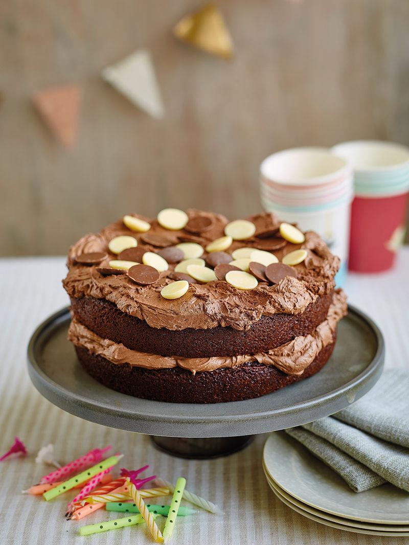 Food Allergy Mums Really Chocolatey Chocolate Cake Chocolate Recipes Jamie Oliver Recipes