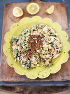 Super tuna pasta salad