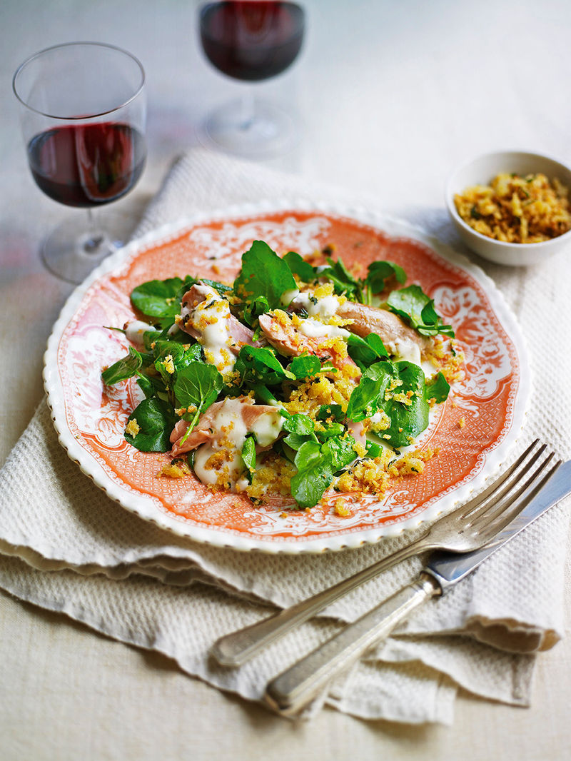 Game salad recipe | Jamie Oliver recipes