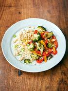 Best veggie stir-fry