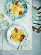 Ricotta & Parmesan ravioli