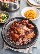 Craig David's Grenadian baked chicken