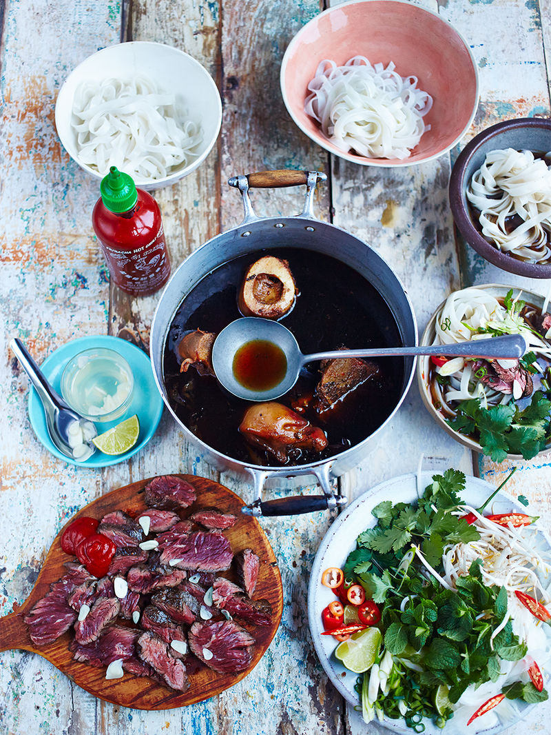 Pho Sure It S Good Beef Recipes Jamie Oliver Recipes