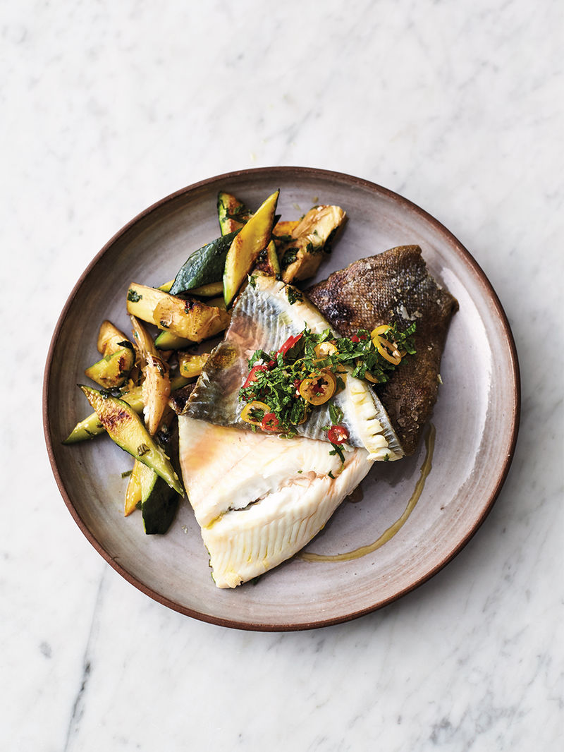 Crispy Skin Lemon Sole Fish Recipes Jamie Oliver Recipes