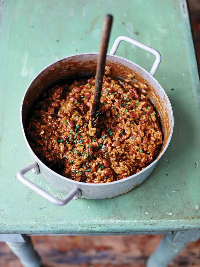 Panissa rice