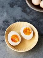 Marinated eggs