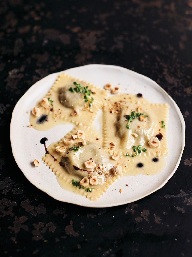 Amazing ravioli