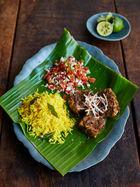 Stephen Mangan's Sri Lankan fish curry