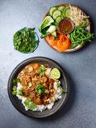 Jodie Whittaker's massaman curry
