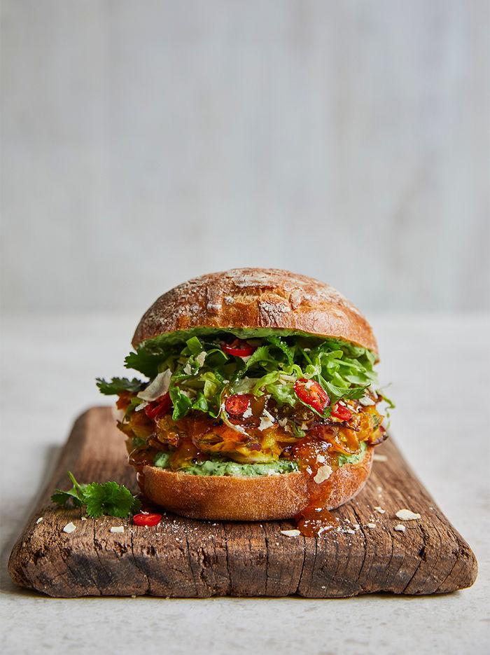 Brick Lane burger