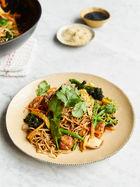Chicken & veg stir-fry