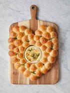 Love heart Camembert