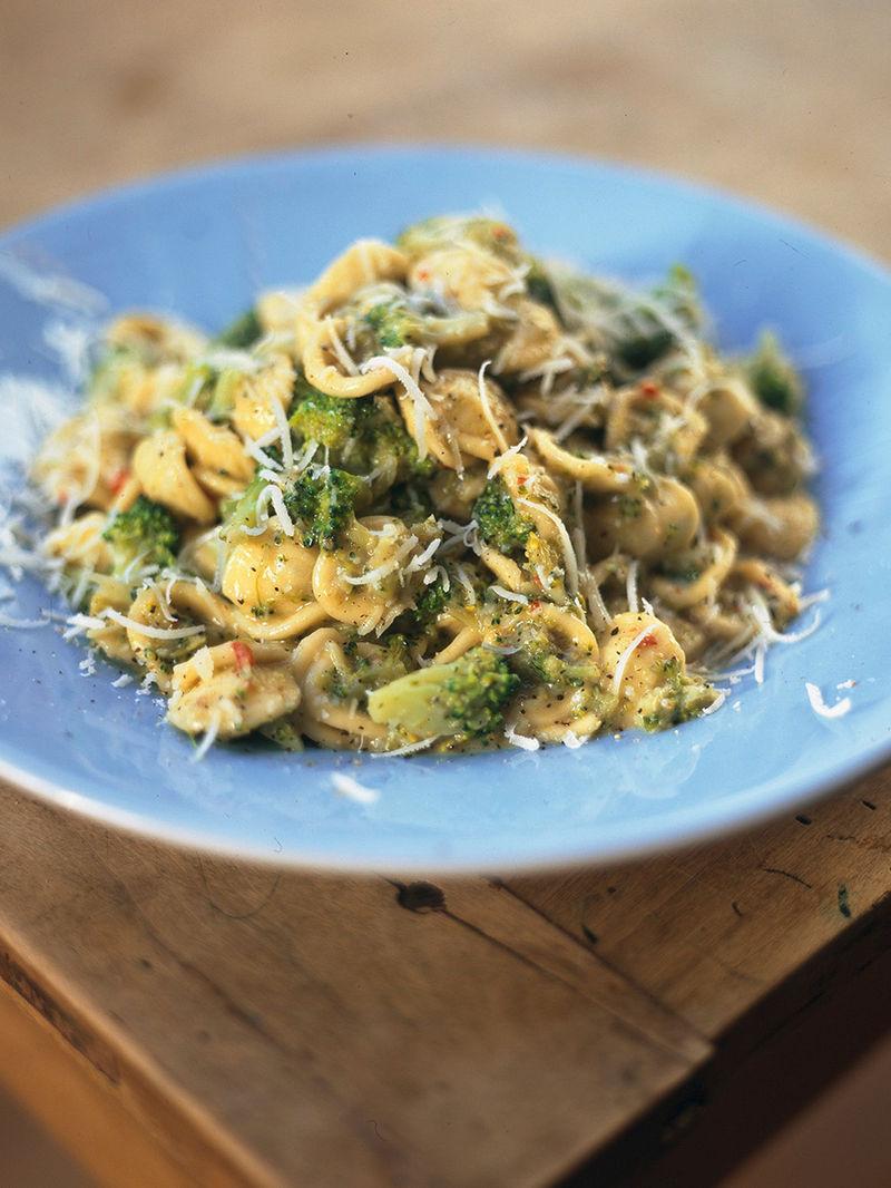 Broccoli Anchovy Orecchiette Jamie Oliver Pasta Recipes