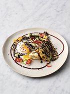 Asian fried eggs