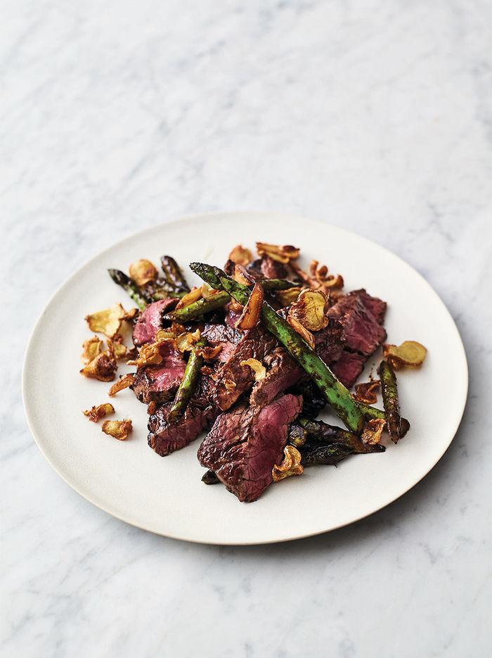 Quick steak stir-fry