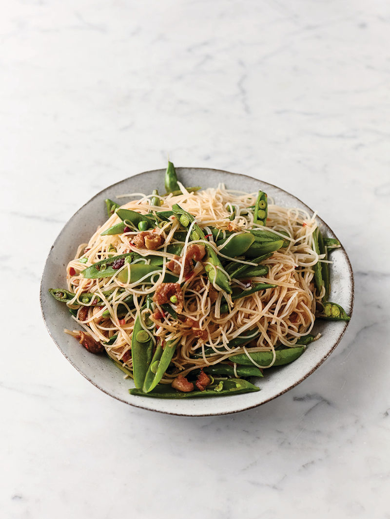 Sweet & sour chicken noodles