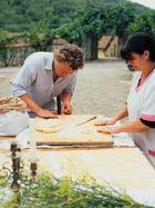 Basic recipe for fresh egg pasta dough