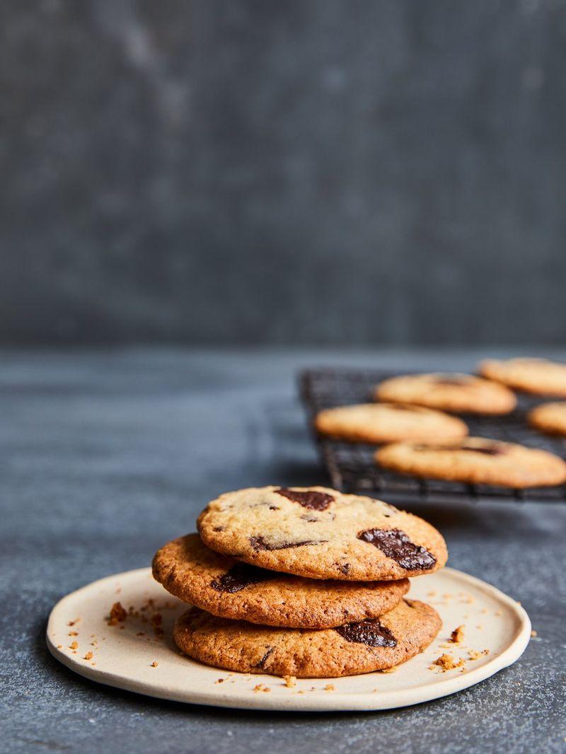 Easy Chocolate Chip Cookies Recipe Jamie Oliver Recipes