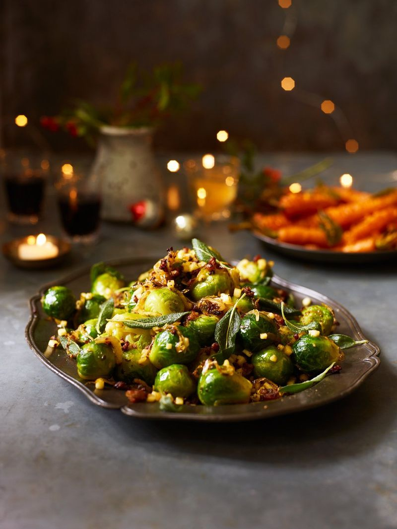 Best-ever Brussels sprouts