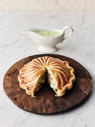 Pie & pastry recipes