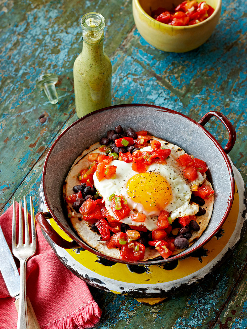 Quick Mexican Breakfast Eggs Recipes Jamie Magazine Recipes