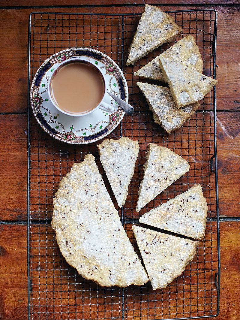 Easy Shortbread Recipe Best Homemade Shortbread Jamie Oliver