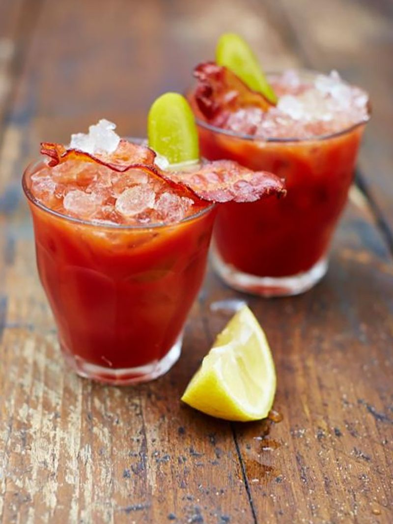 Bloody Mary Cocktail Recipe Jamie Oliver Recipes
