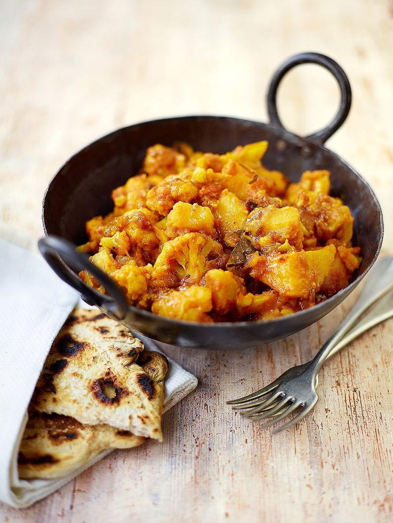 Cauliflower Curry Recipe Jamie Magazine Recipes