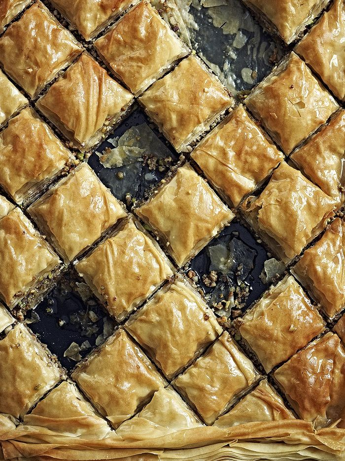 Baklava Recipe With Honey Jamie Oliver Dessert Recipes