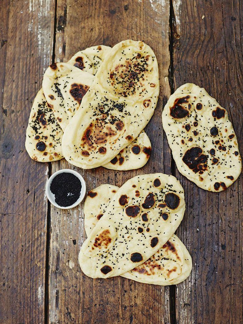 Easy Naan Bread Recipe Jamie Oliver Naan Bread Recipe