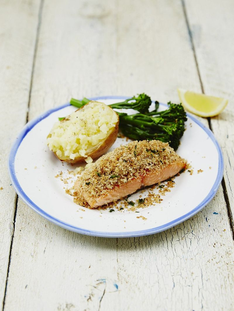 Crunchy Fish Fish Recipes Jamie Oliver