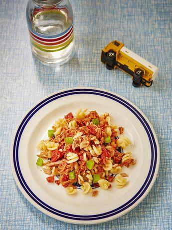 Helen's tuna pasta