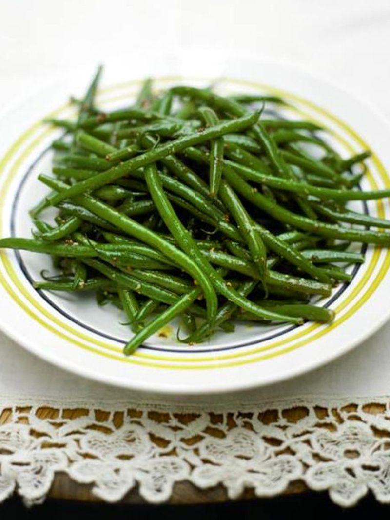Lemony Green Beans Jamie Oliver Recipes