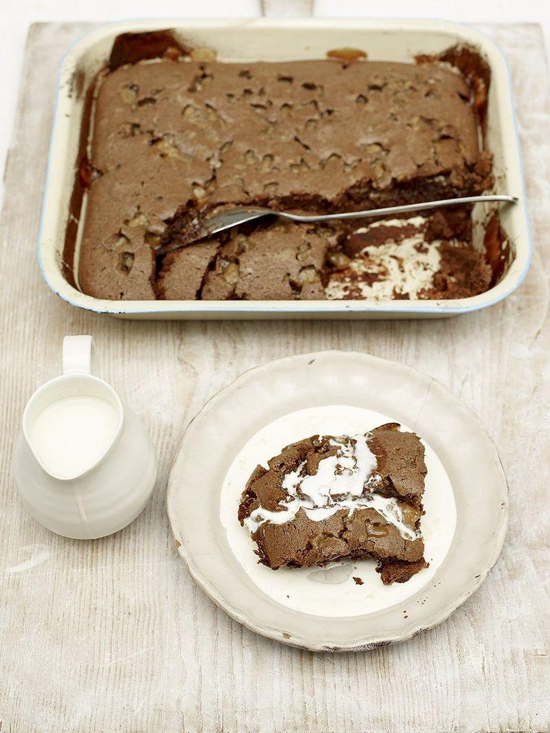 Mega chocolate fudge cake