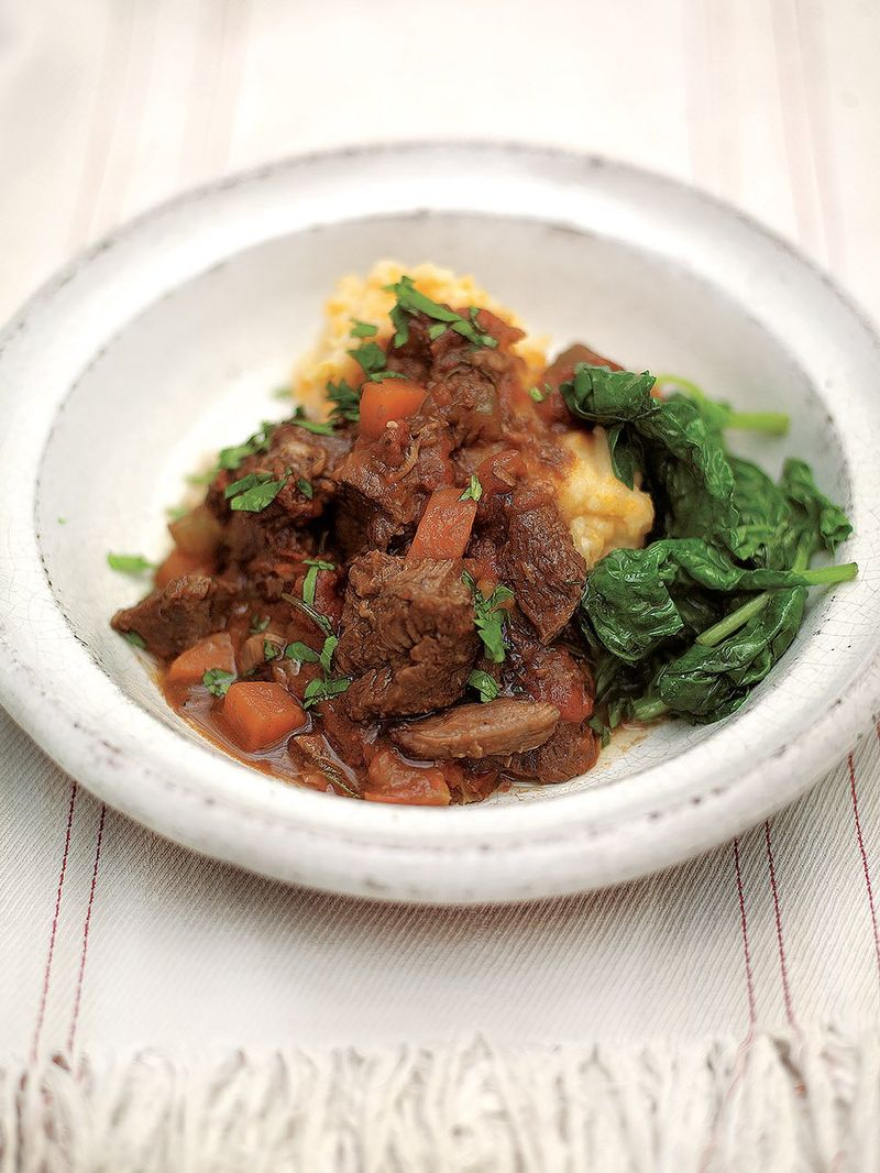 Melt-in-your-mouth shin stew