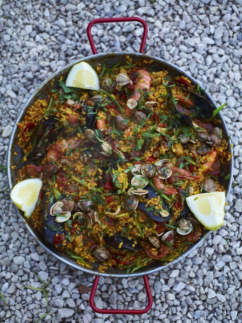 My favourite paella
