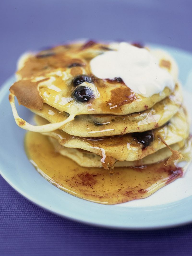 American Style Pancake Recipe Jamie Oliver Pancake Recipes